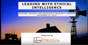 Ethical Intelligence: Untangle Your Toughest Problems at Work and Beyond