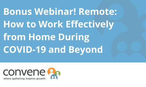 Remote: How to Work Effectively from Home During COVID-19 and Beyond