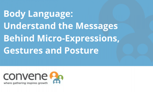 Body Language: Understand the Messages Behind Micro-Expressions, Gestures and Posture