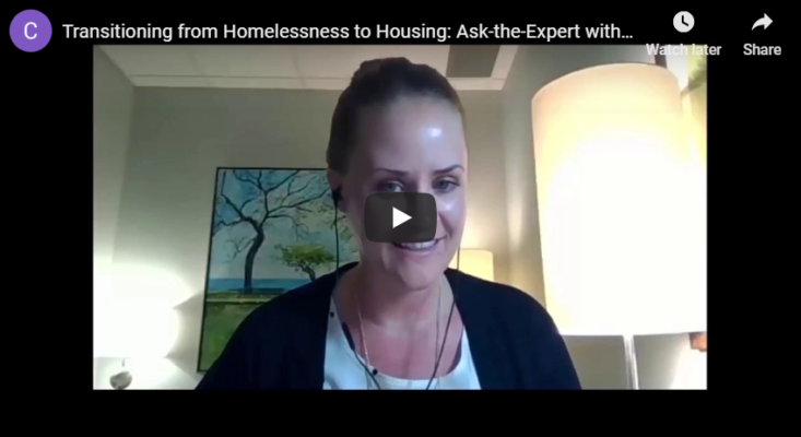 Transitioning from Homelessness to Housing with Jade Erickson